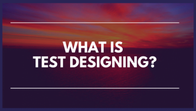 What is Test Designing